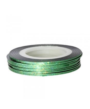 Zdobící pásek 33 - zelená s...