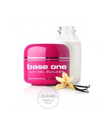 Base one UV gel Clear 5g -...