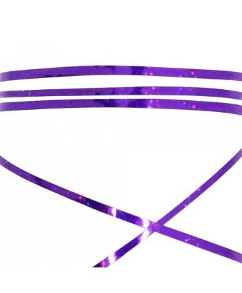 Zdobící pásek 19 - fialová