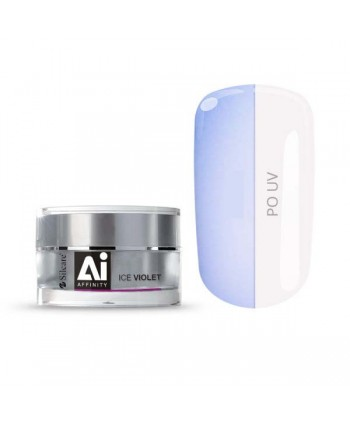 Uv gel AFFINITY ICE VIOLET 15g