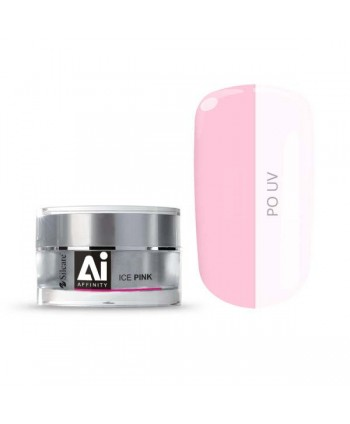 Uv gel AFFINITY ICE PINK 15g