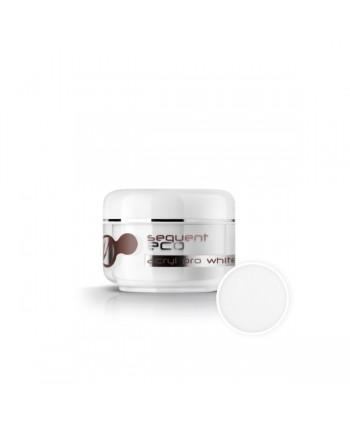 Eco akrylový prášek white 12g