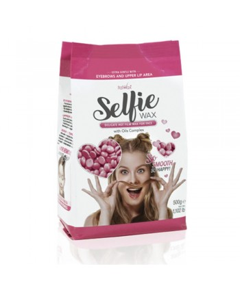 ItalWax filmwax - zrniečka vosku selfie 500g