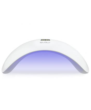 NeoNail UV/LED lampa 21/48 W biela s displejom