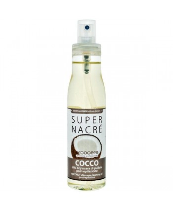 Olejček po depilácii kokos