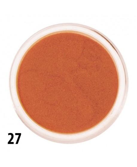 Akrylový prášek měděný 27