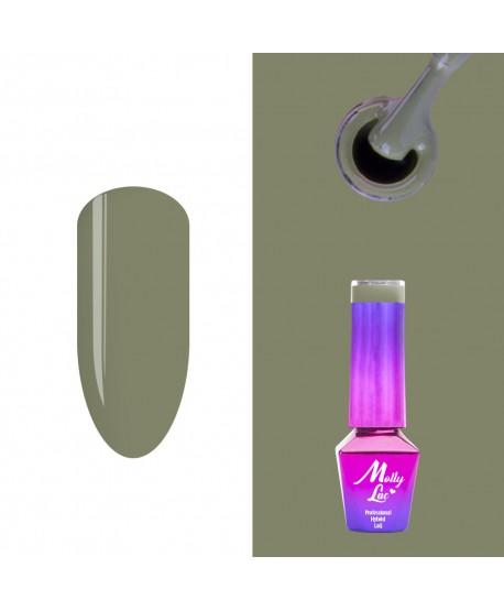 498. MOLLY LAC gel lak AntiDepressant Olivie 5ml