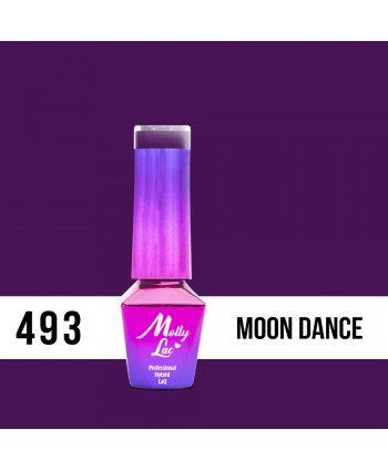 493. MOLLY LAC gél lak AntiDepressant Moon Dance 5ml
