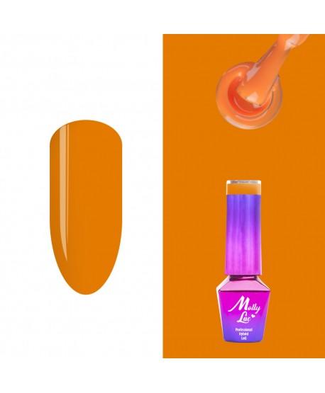 491. MOLLY LAC gel lak AntiDepressant Tanger 5ml