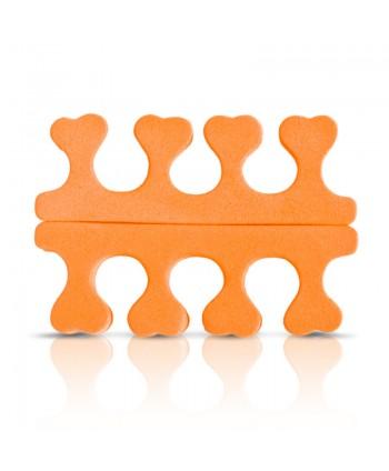 Donegal rozdeľovač prstov oranžový
