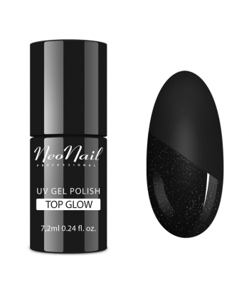 Neonail - Top Glow Silver 7,2 ml