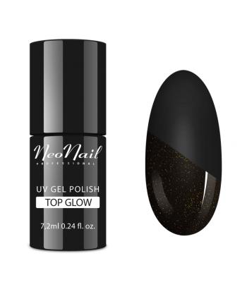 Neonail - Top Glow Gold 7,2 ml