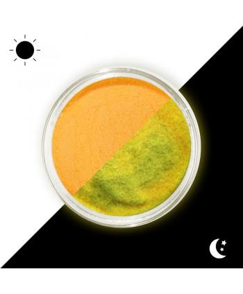 Prášok Lumino - svietiaci v tme 5