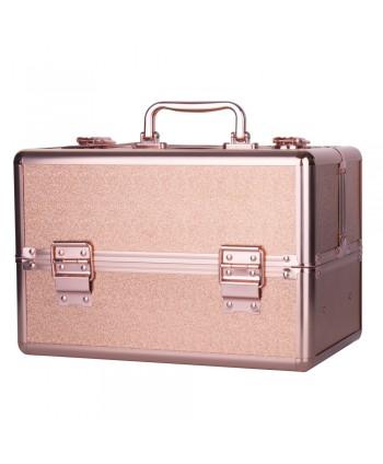 Kozmetický kufrík Golder Rose M