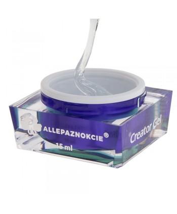 Allepaznokcie uv gél - Creator 15 ml