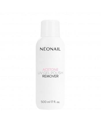 NeoNail odstraňovač gél laku Aceton 500 ml - parf