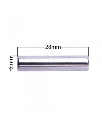 Molly Lac magnet na Cat eye efetkt 6x28mm
