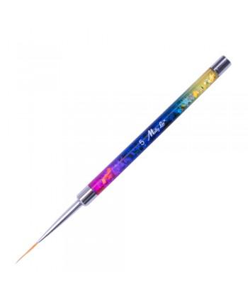 Molly Lac Rainbow štetec na zdobenie 19mm