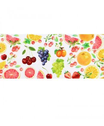 Transfér fólia fruit 10 100cm