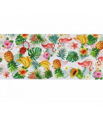 Transfér fólia fruit 03 100cm