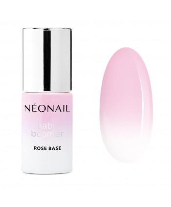 Gél lak Neonail Baby Boomer Rose Base 7,2 ml