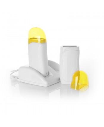 Ohrievač depilačného vosku duo žltý 80W