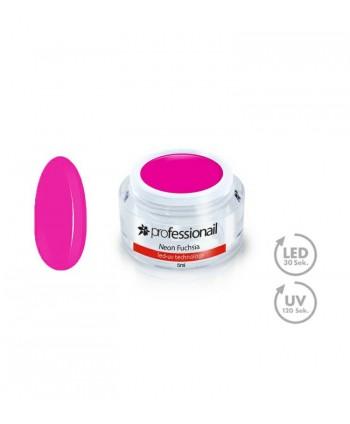 FAREBNÝ LED-UV GÉL 5ML PROFESSIONAIL™ Neon Fuchsia