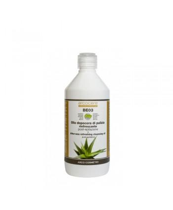 Arcocere čistiaci osviežujúci olej po depilácii 500 ml