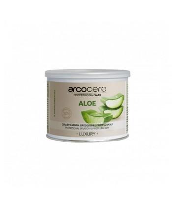 Arcocere depilačný vosk v plechovke Aloe  400 ml