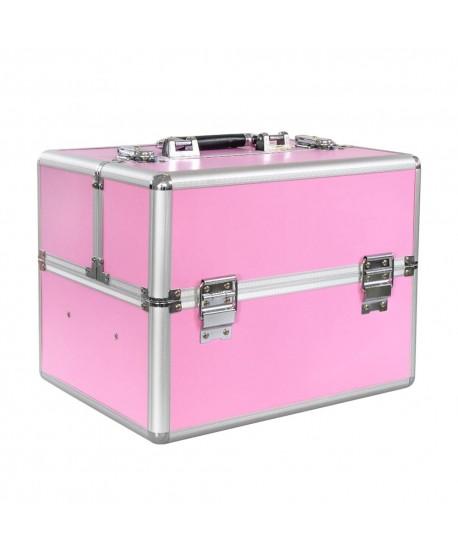 Nechtovyraj kosmetický kufřík růžový
