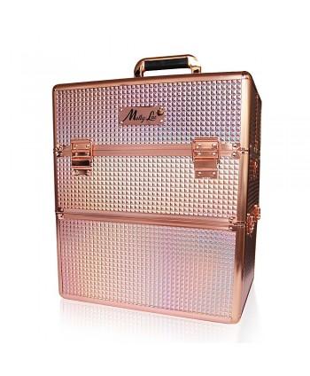 Kozmetický kufrík na lampu XXL  De Luxe K105-7H