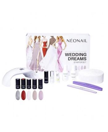 Sada na gél lak NeoNail® Weding Shades