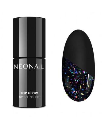 Neonail Top Glow Polaris 7,2 ml