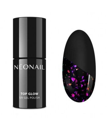 Neonail Top Glow Celebrate 7,2 ml