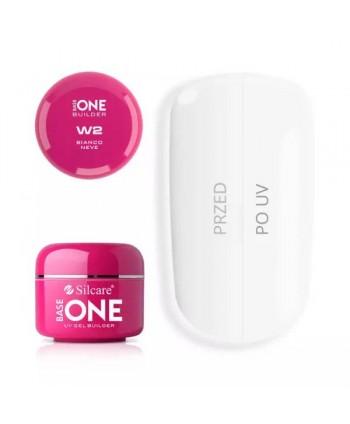 Base one UV gel Bianco Neve 5g