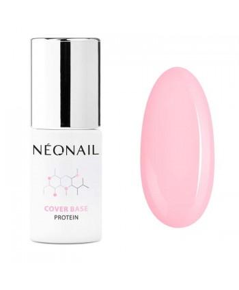 NeoNail® báza Cover Base Protein - Pastel Apricot 7,2ml