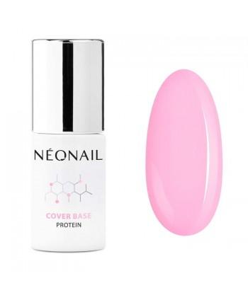 NeoNail® báza Cover Base Protein - Pastel Rose 7,2ml