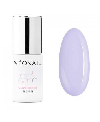 NeoNail® báza Cover Base Protein - Pastel Lilac 7,2ml