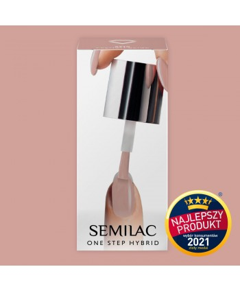 Semilac One Step gél lak S210 French Beige