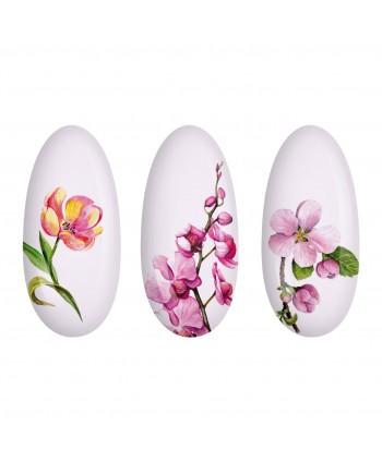 NeoNail® vodolepka na nechty kvety NN15