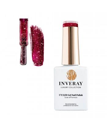 Inveray UV/LED Gél lak N°107 SINCERITY 10ml