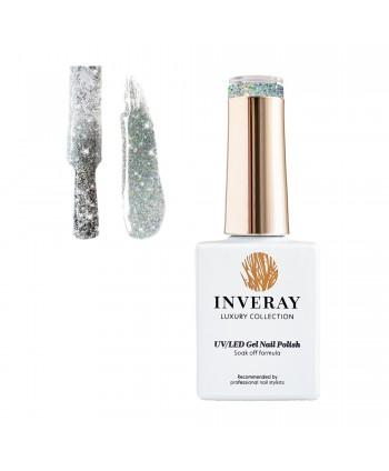 Inveray UV/LED Gél lak N°117 TWINKLE 10ml