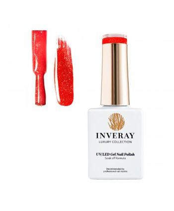 Inveray UV/LED Gél lak N°99 FLUSTER 10ml