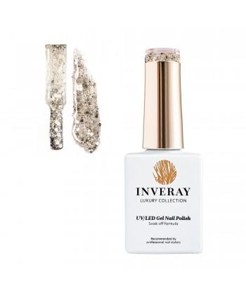 Inveray UV/LED Gél lak N°42 GLAMOUR 10ml