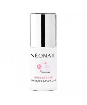Gél lak Neonail Rubber Base 7,2 ml