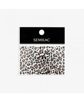 17 Semilac transfér fólia Wild Animals