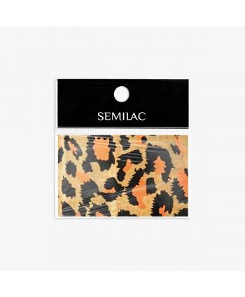 19 Semilac transfér fólia Wild Animals
