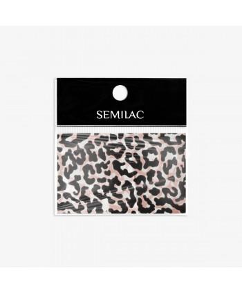 18 Semilac transfér fólia Wild Animals