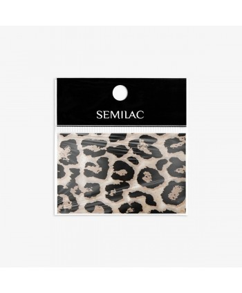 21 Semilac transfér fólia Wild Animals