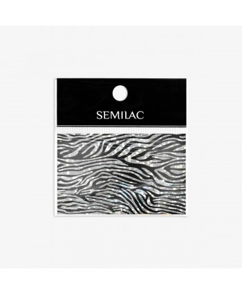 20 Semilac transfér fólia Wild Animals
